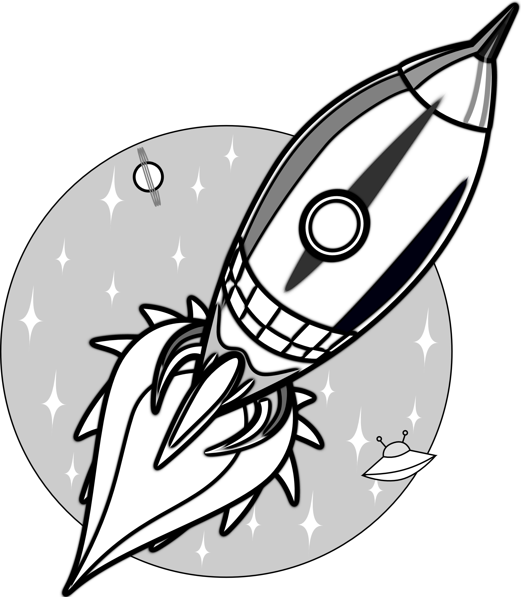 images for u003e rocket clip art black and white rockets pinterest rh pinterest com clip art black and white stars clip art black and white stars