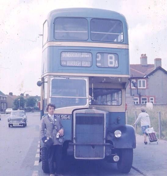 Kirby Station Apartments: Number 28a To Bromborough. My School Bus!