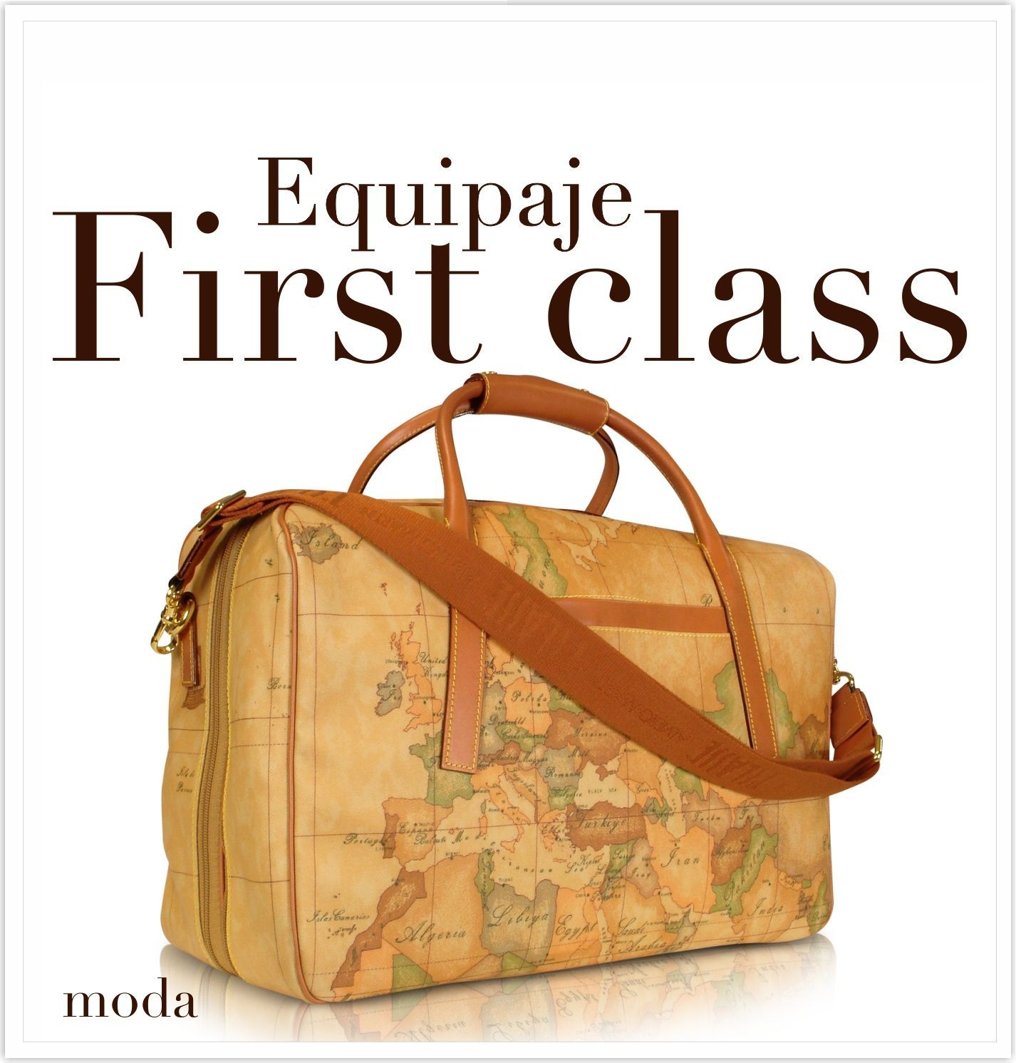 #Equipaje First Class