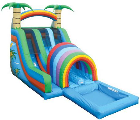 Hawaii Bouncers House Rentals Kids Party Bouncer Oahu Water