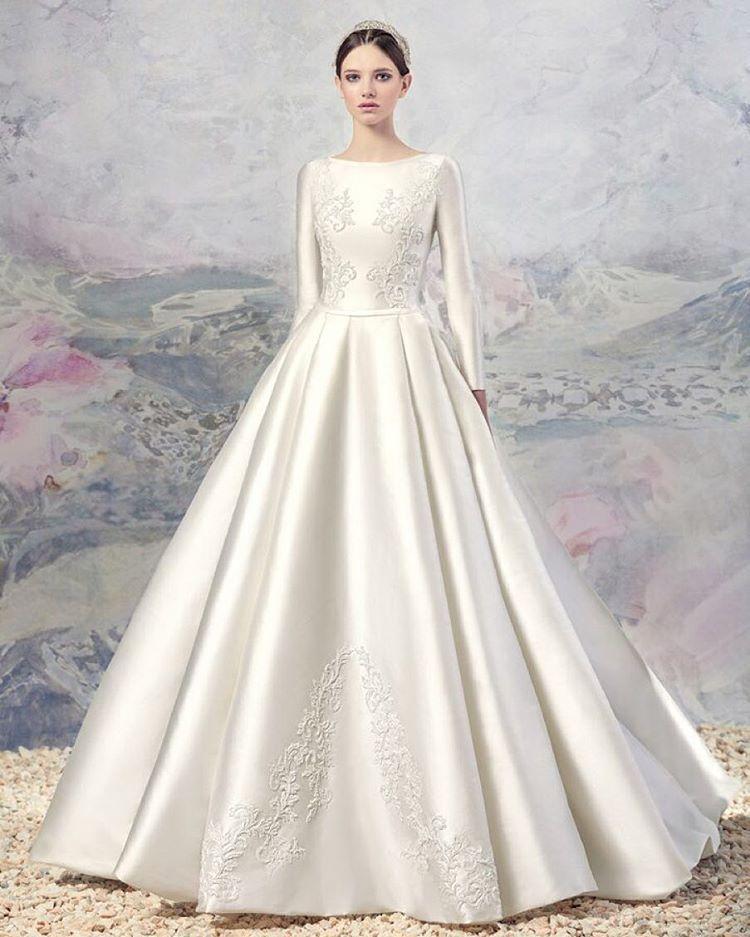 Платье из новой коллекции Papilio #sidebride #weddingdress