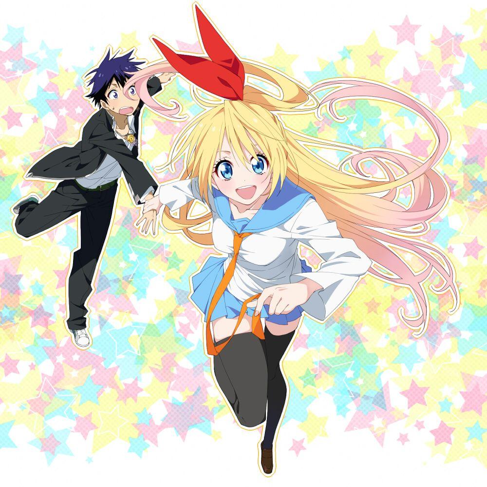 Nisekoi Raku X Chitoge Read High Quality scans of Nisekoi Manga ...