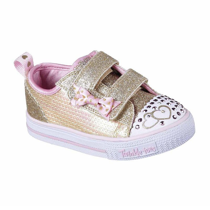 c663ff9d104f Skechers Shuffles Itsy Bitsy Girls Shoes - Toddler