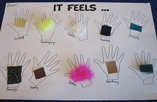 Love this touchy feely SENSORY BOARD idea via Annies Nannies! secure.zeald.com/… | followpics.co