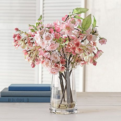 cherry blossom arrangement | gumps | pinterest | cherry blossoms