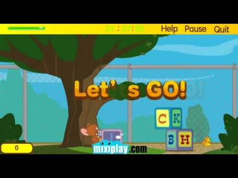 baby games 2 tom and jerry 3d movies game cartoon kids juegos