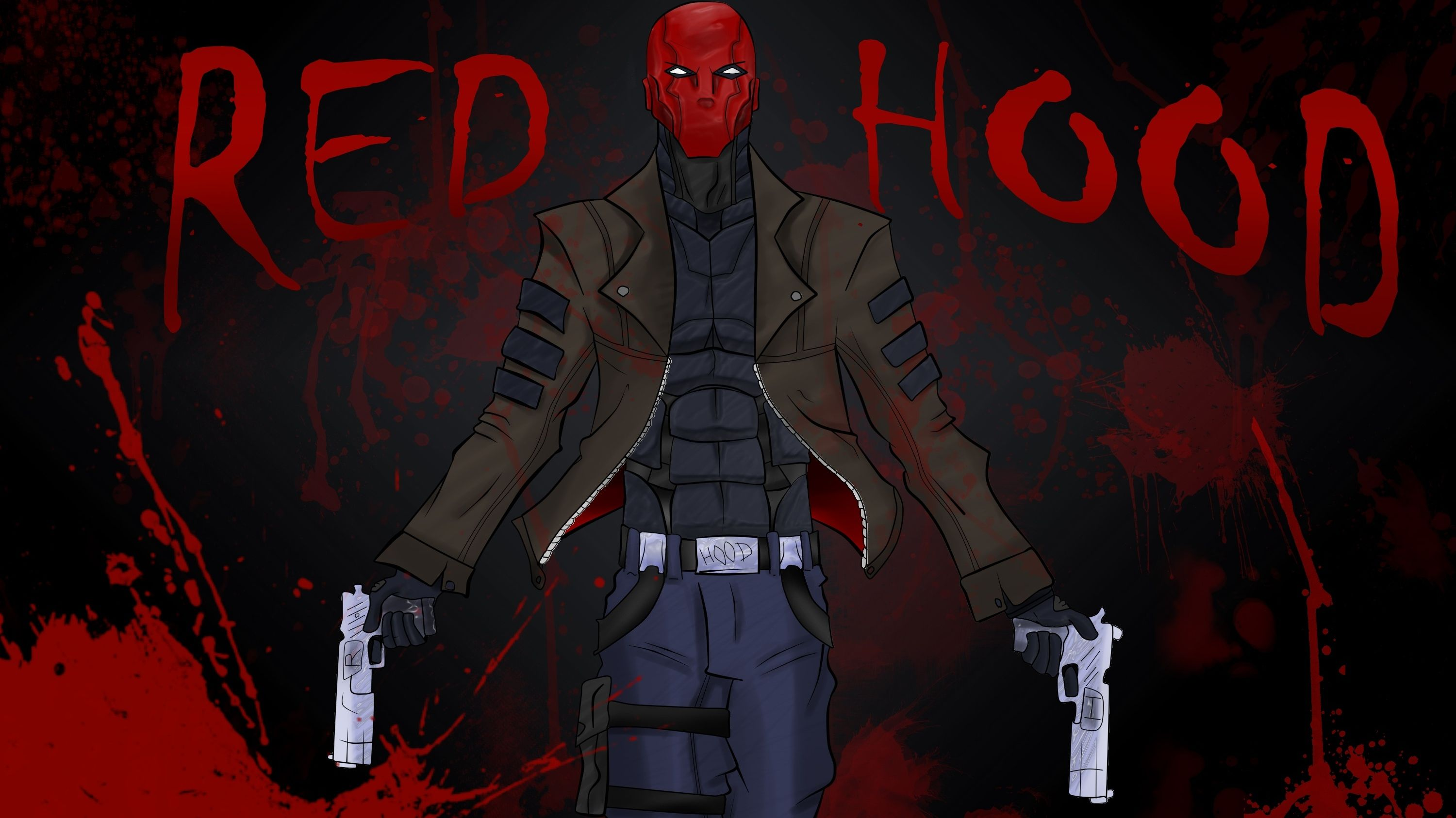 Red Hood Wallpapers Group