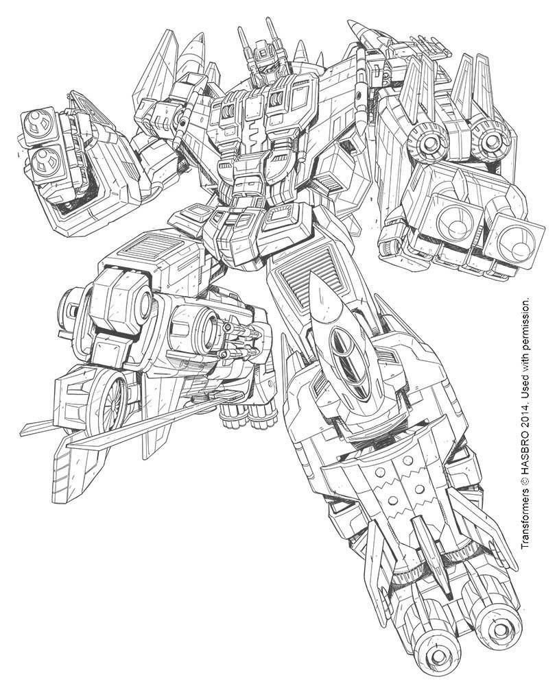 More Marcelo Art Superion S Time To Shine Transformers Coloring Pages Transformers Drawing Transformers Artwork