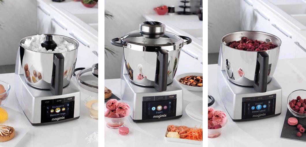 Robot da cucina Magimix Cook Expert Cromo,robot cucina ...