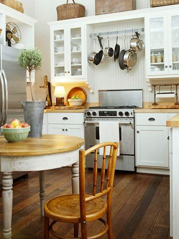 White Kitchen Design Ideas  Kitchen Color Schemes Kitchen Colors Endearing Bhg Kitchen Design Decorating Inspiration