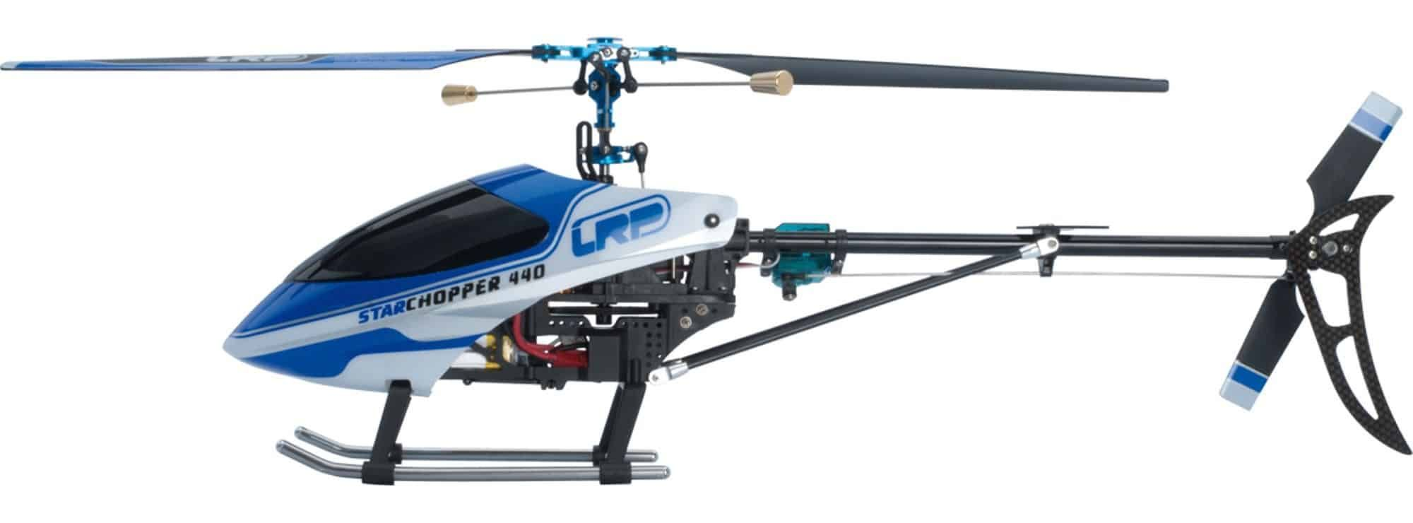 Single manned helicopter
