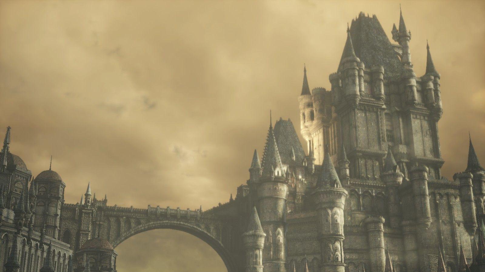 lothric dragon bridge