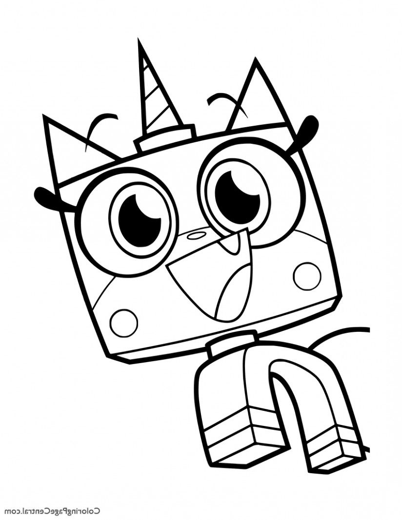 The Hidden Agenda Of Unikitty Coloring Pages Printable Coloring Coloring Pages Lego Coloring Pages Lego Coloring