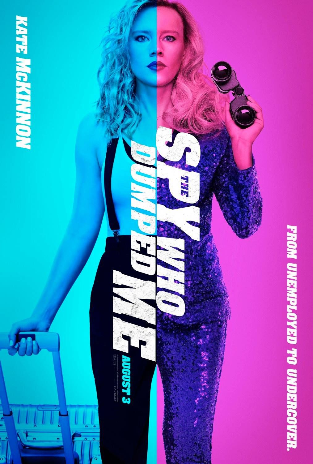 The Spy Who Dumped Me (2018) Full movies online free