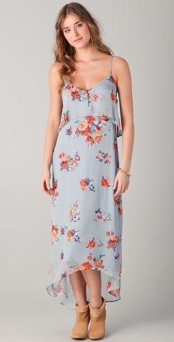 Twelfth St. by Cynthia Vincent Cascade Long Dress