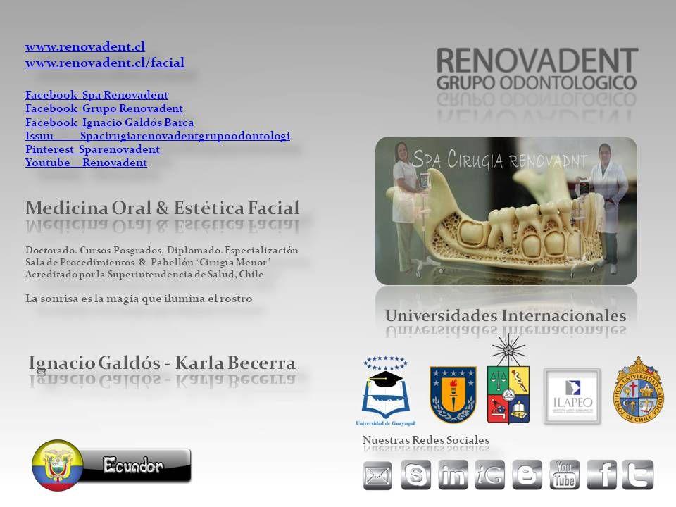 Medicina Oral & Estética Facial