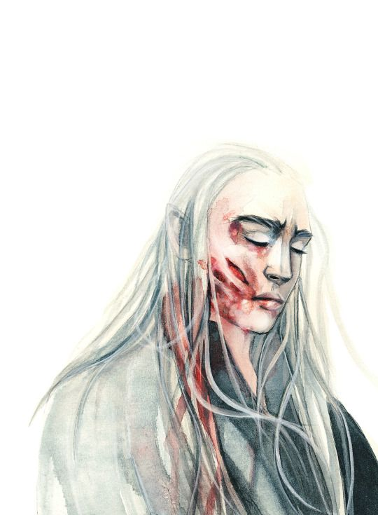 farbenfrei | Lord of the rings | Pinterest | Thranduil and Hobbit