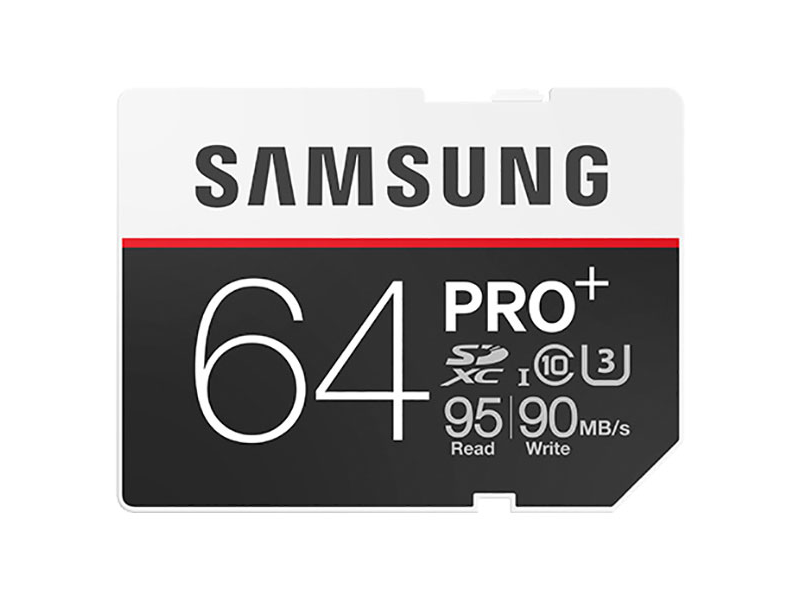 64GB Samsung Pro Plus for the Canon EOS 80D After spending 42 hours (http://thewirecutter.com/reviews/best-sd-card/) on research and testing over the past two years, we found that the 64GB Samsung Pro Plus is the best SD card for most people because it is fast enough to shoot 4K video, has some of the fastest transfer and in-camera speeds we tested, and is reasonably priced. It's the best card you can buy without spending at least 20 percent more, and it comes with a 10-year limited…