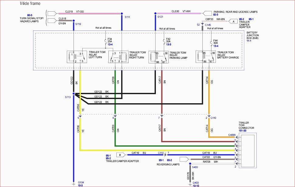 2005 Ford F350 Wiring Schematic