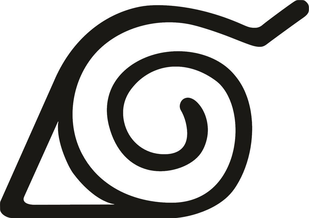 Hidden Leaf Village Logos Naruto Symbols Naruto Leaf Symbol Naruto