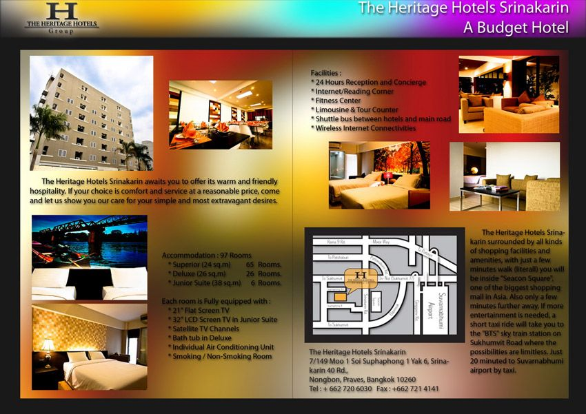 37 Awesome brochure samples pdf images Places to Visit - sample hotel brochure