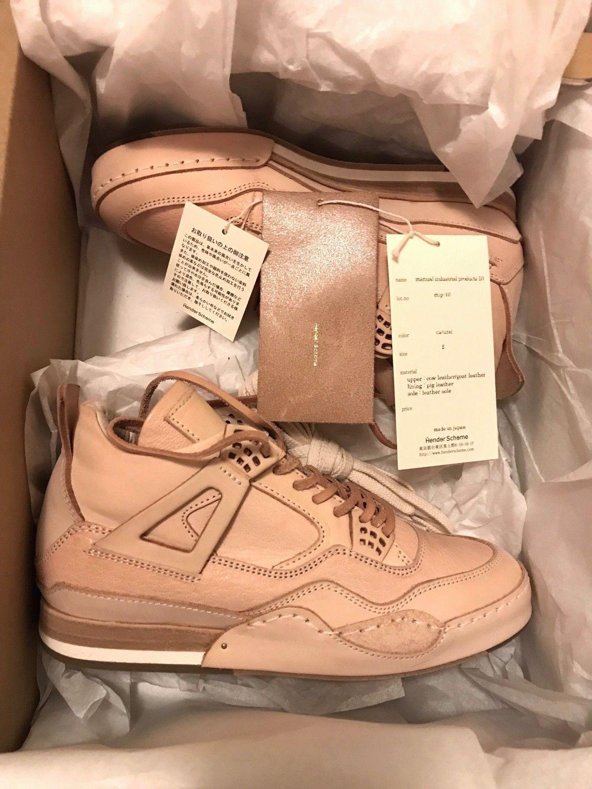 Hender Scheme MIP 10 Air Jordan 4 Brand New Size 2