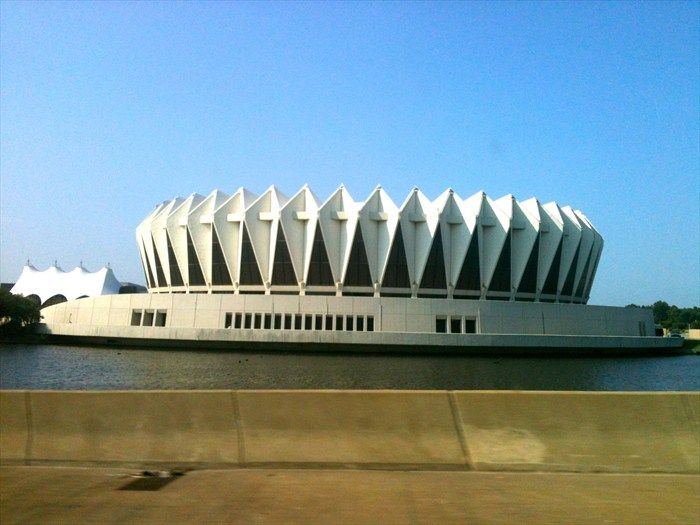 Hampton Roads Coliseum Va Image Saw Dino For The First Time Here Mary T