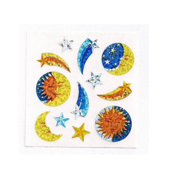 Celestial Stickers
