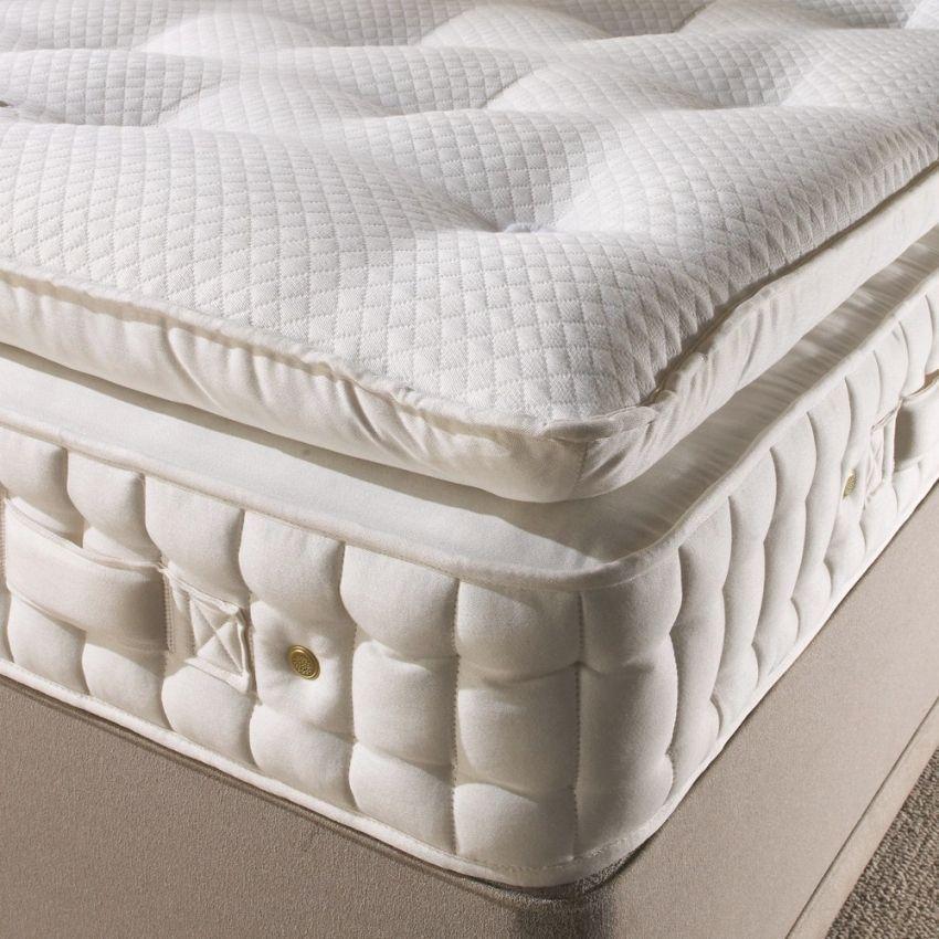 Pillow Top Mattress Pad For King Size Bed Mattress & Kitchen