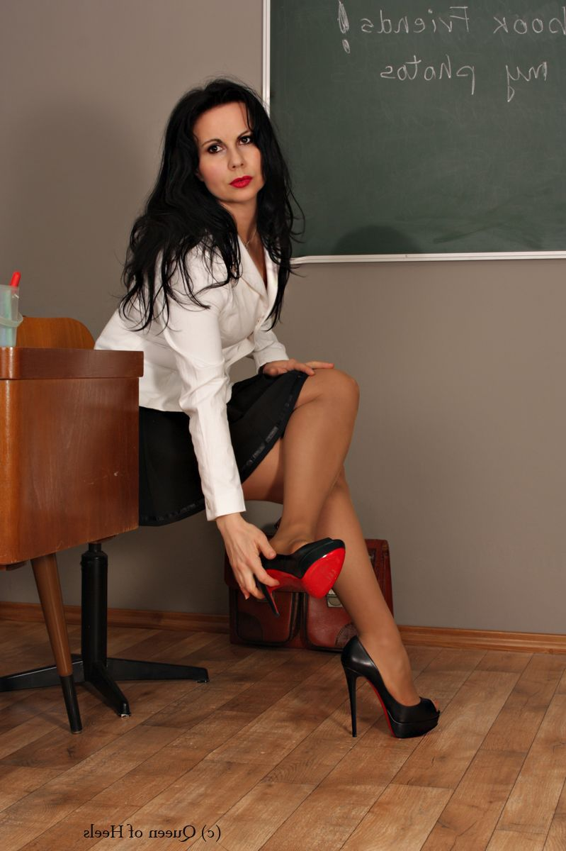 mature teacher russian nude