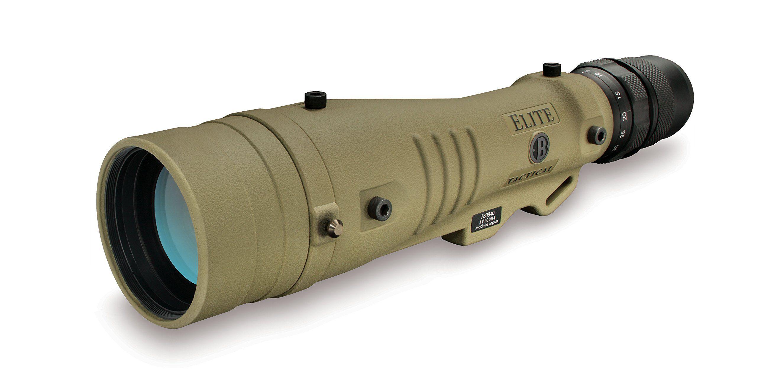 Bushnell Elite 840x60 Spektiv Geradeeinblick Taktisch