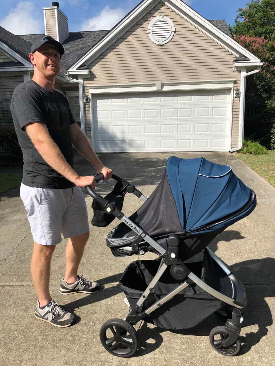 Mockingbird Stroller Review Vista stroller, Baby