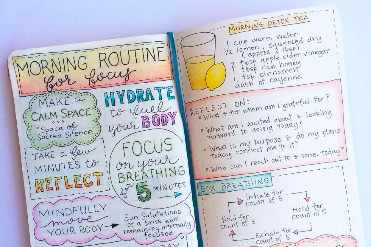 Why the Bullet Journal Works: It Soothes Your Panicky Mind -- Science of Us