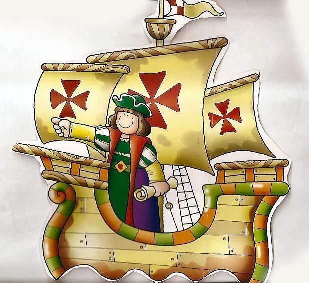 Descubrimiento De América Archives Cristobal Colon Para Niños Día De La Hispanidad Las Carabelas De Colon
