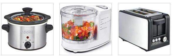 JCPenney.com: Cooks small kitchen appliances for just $4.99 ...