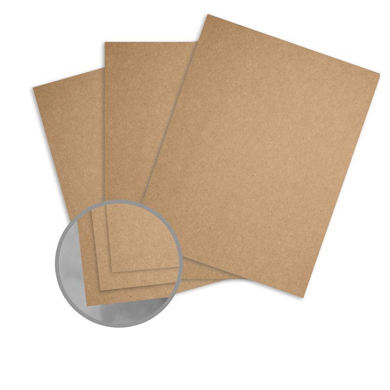 Kraft Brown Brown Card Stock 12 X 12 In 12 Pt Cover Fiber 250 Per Package Card Stock Kraft Cardstock Paper
