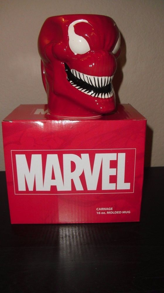 Collectibles Loot Crate Marvel Carnage Mug Other Comic Collectibles