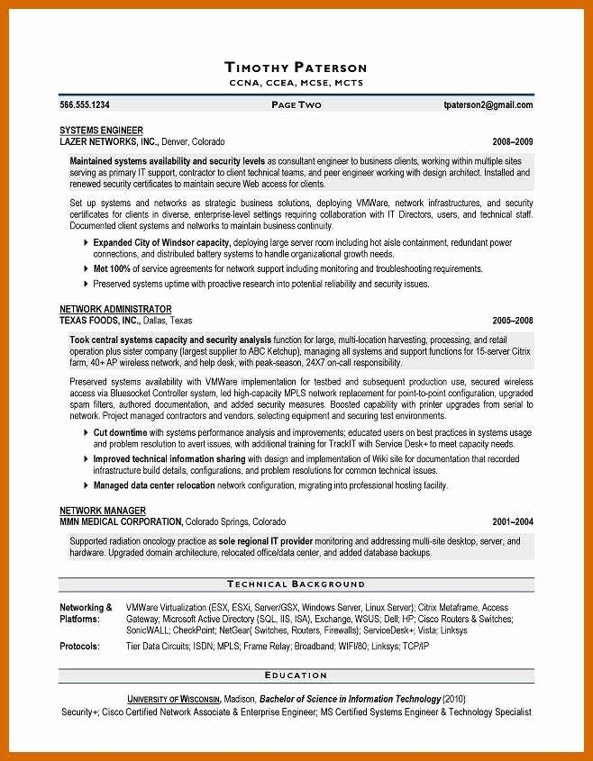 20 Cyber Security Entry Level Resume Entry level resume