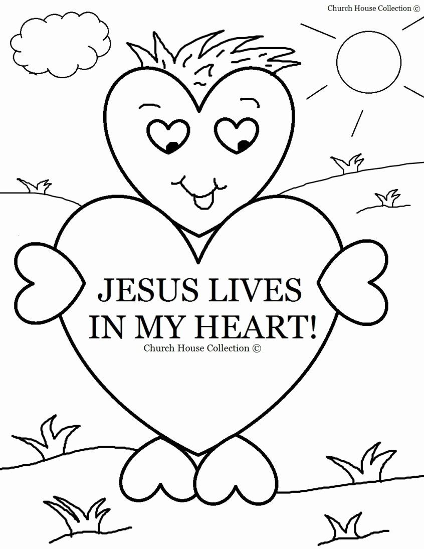 Kids Church Coloring Pages In 2020 Sunday School Coloring Pages Sunday School Valentines Valentines Day Coloring Page