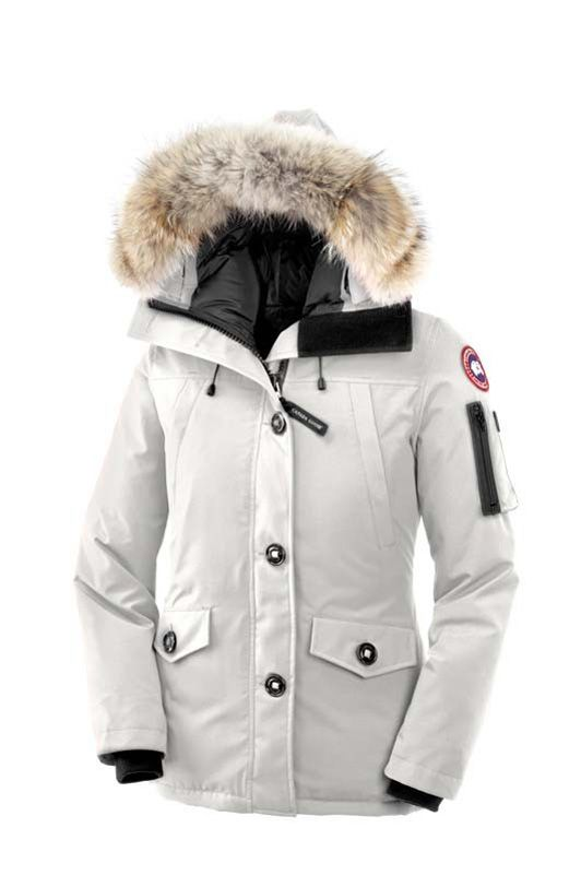 fe1ab91e60c Canada Goose Montebello Parka Women White With Fast Delivery -  279 ...