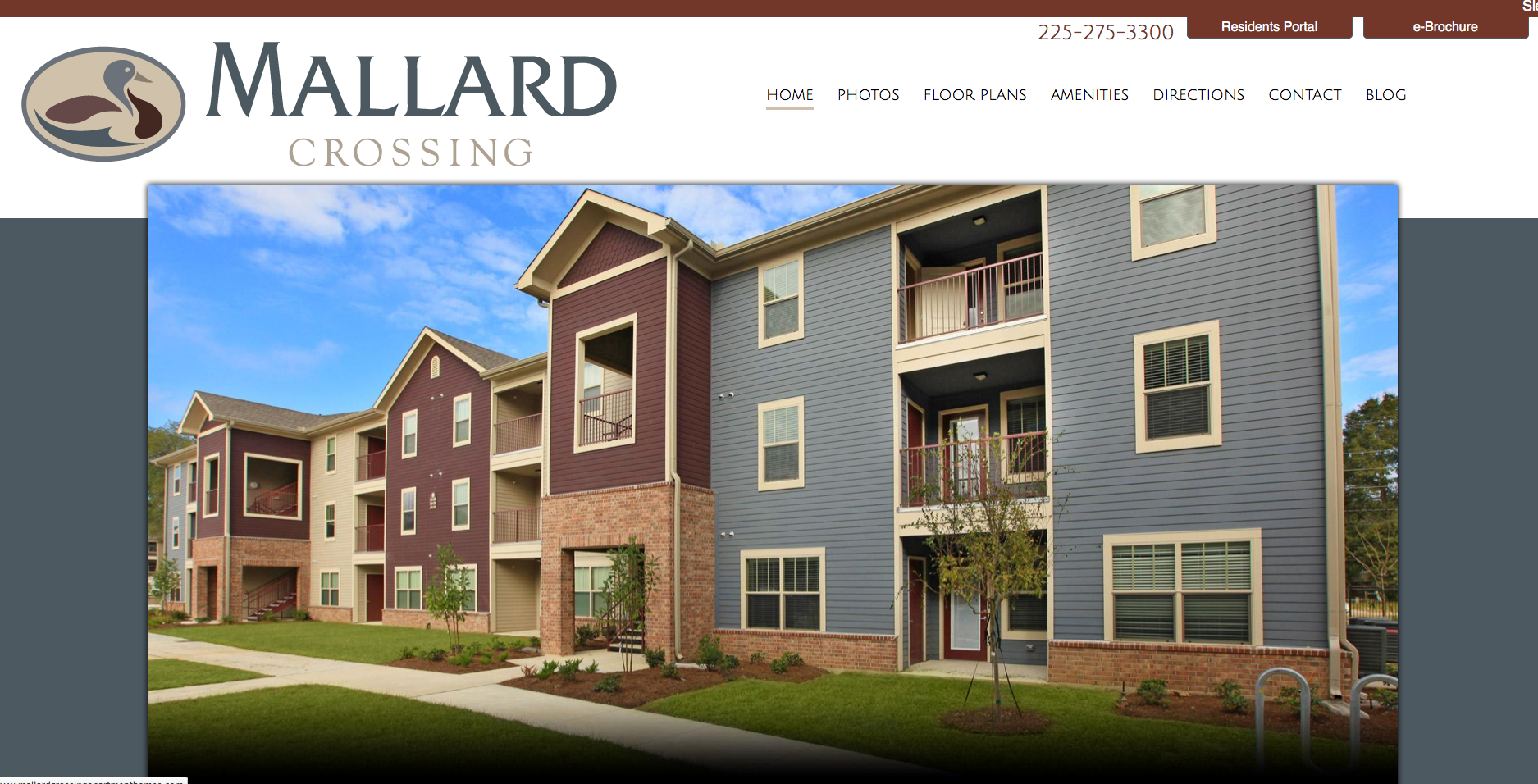 Designed By Jai Mallard Crossing Apartments In Baton Rouge Louisiana Http Www Mallardcrossingapartmenthomes Com House Styles Home Apartment