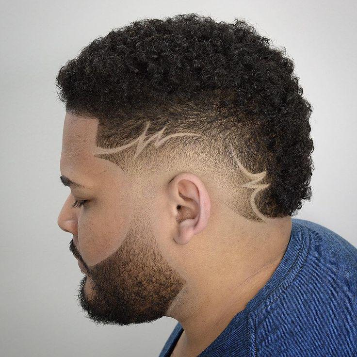 Haarschnitte Tech Tatuagens De Cabelo Listras Para Cabelo