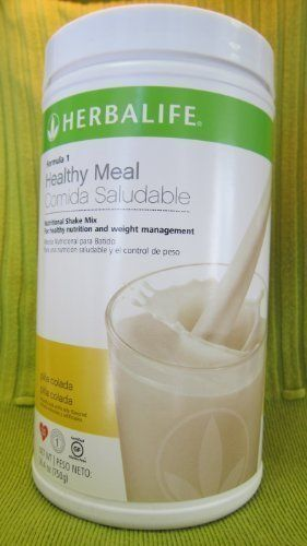 HERBALIFE FORMULA 1 SHAKE PINA COLADA CANISTER 26.04 OZ For Sale https://10healthyeatingtips.net/herbalife-formula-1-shake-pina-colada-canister-26-04-oz-for-sale/