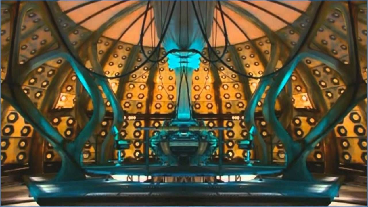 Tardis Interior Wallpaper