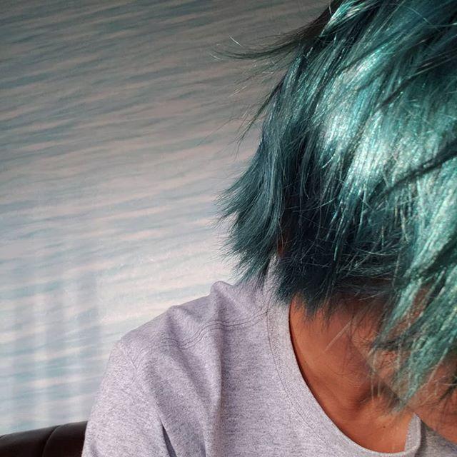 Bakla Runso 佐藤 洋平さんはinstagramを利用しています 髪色やばい