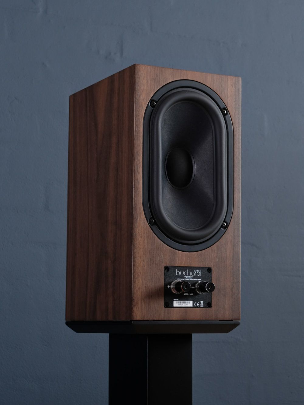 S400 Smoked Oak Buchardt Audio Audio Design Audio Speaker Design