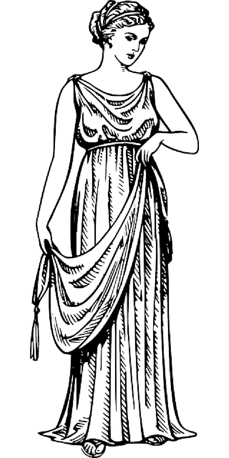 greek clothing | ANCIENT, GREEK, CLOTHING, DRESS, ROBE ...
