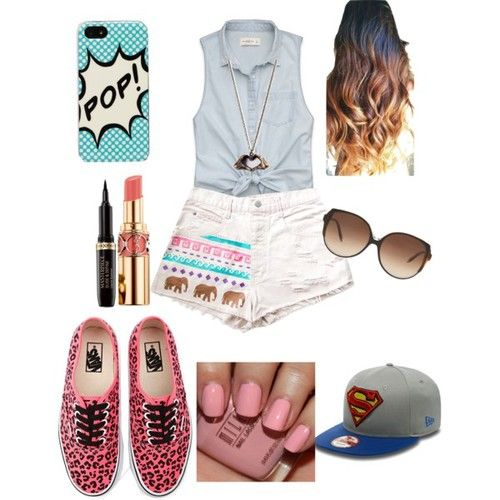 882f078a8 Summer Outfits for Teenage Girls