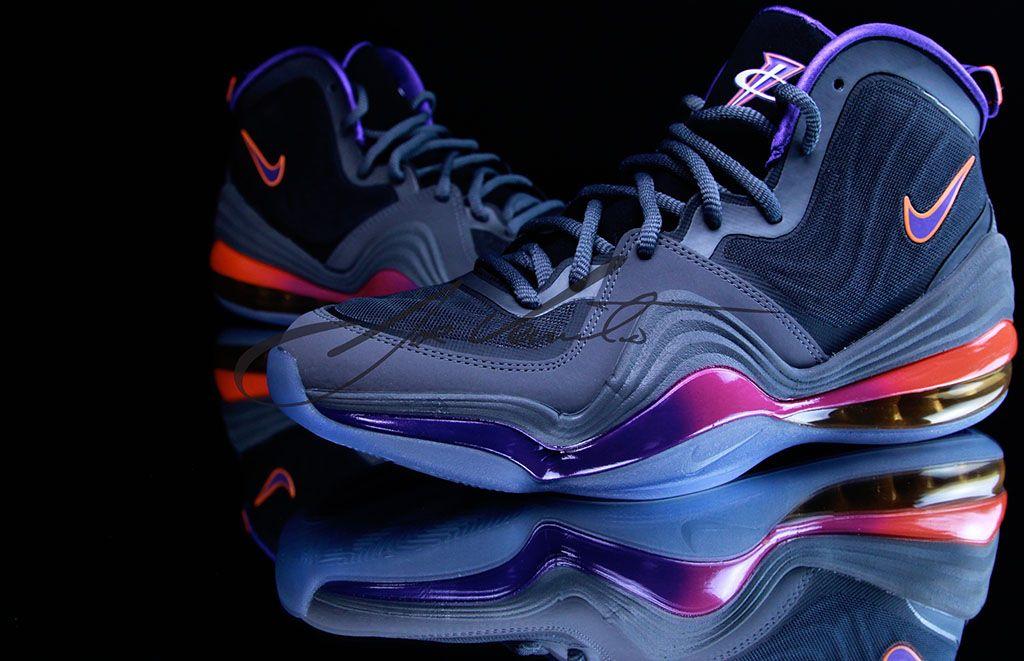 Nike Air Penny V Phoenix Suns