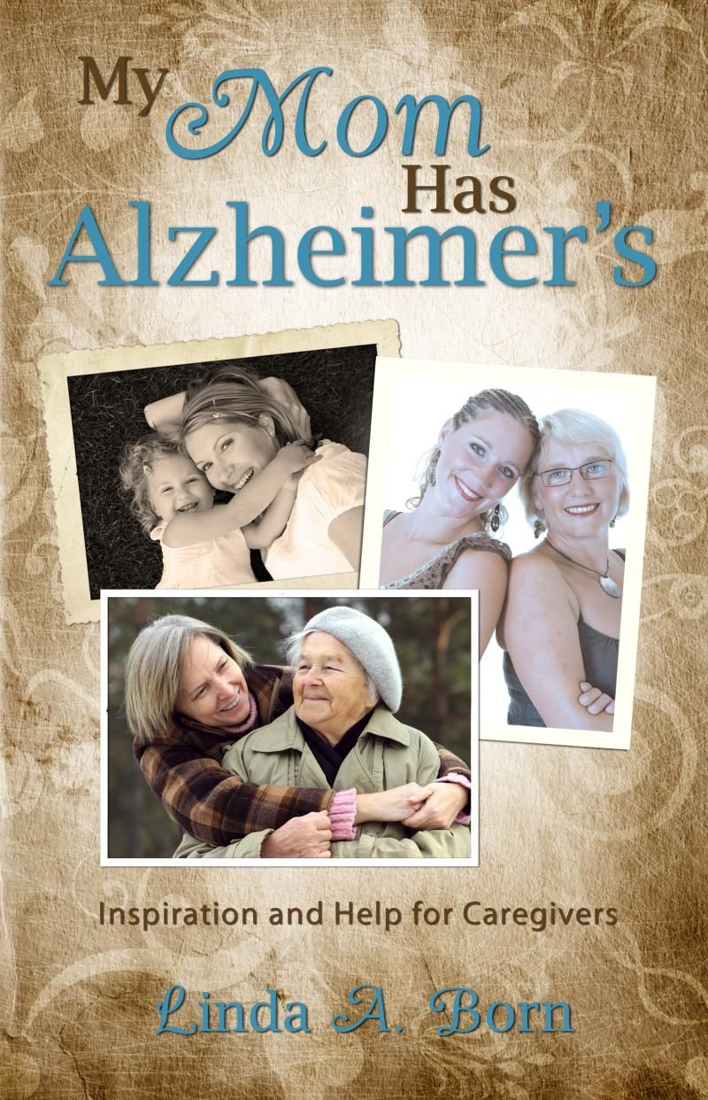 My Mom Has Alzheimer's chronicles the inspirational and sometimes humorous adventures that Linda and her mother have shared together.